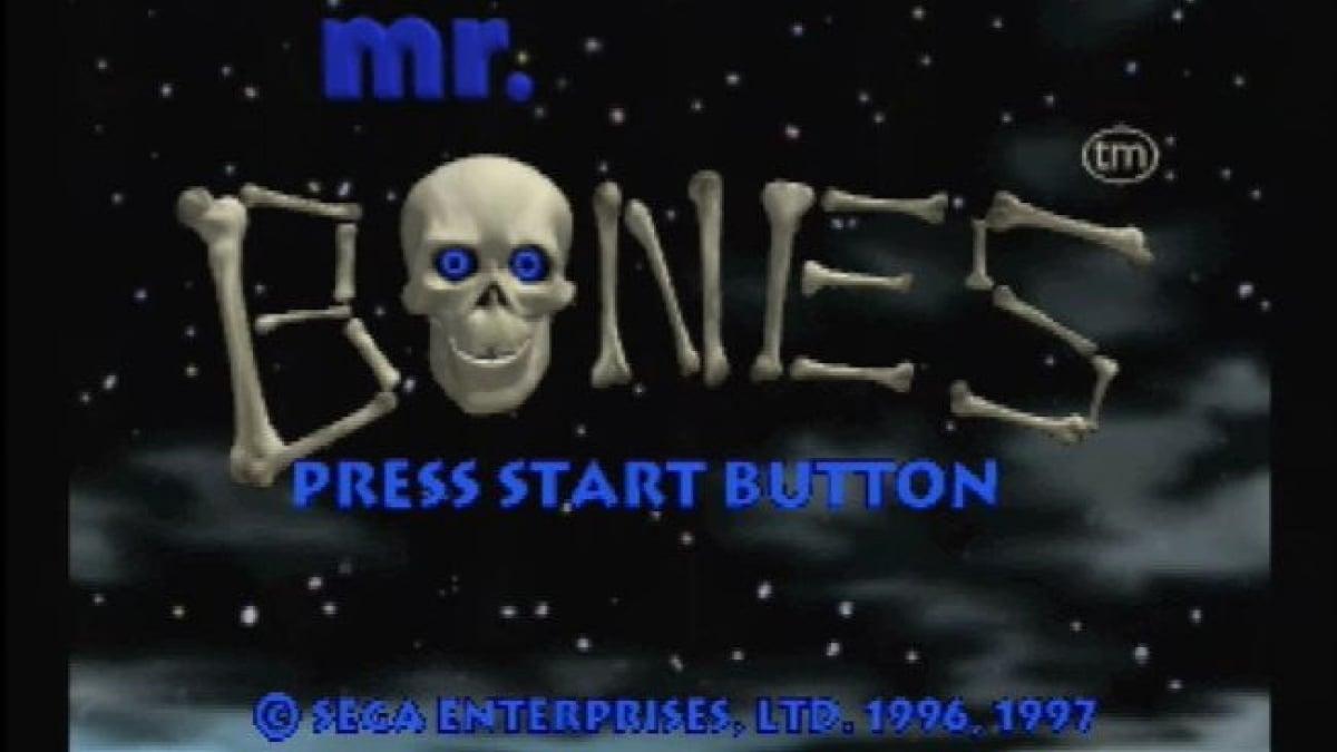 攻略の記録 - mr.BONES